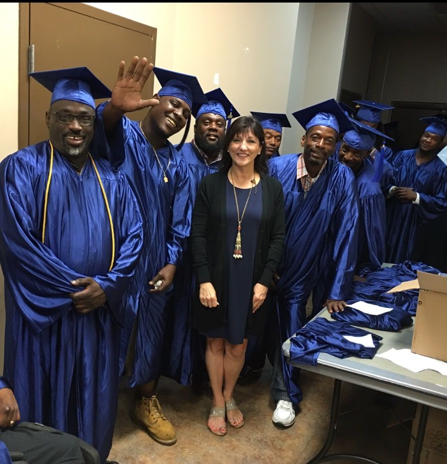Another graduation for 'The Fatherhood' group of Healthy Mothers Healthy Babies Coalition of Broward County